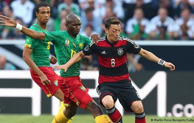 الكرة الدولية الكاميروني تشوبو موتينغ ينضم لشالكه الألماني