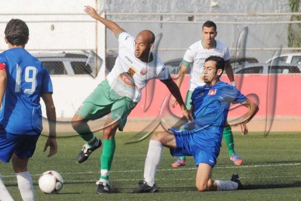 الكرة الجزائرية : ج. سلا 0 - م. الجزائر 0 المولودية تضيع فوزا ...