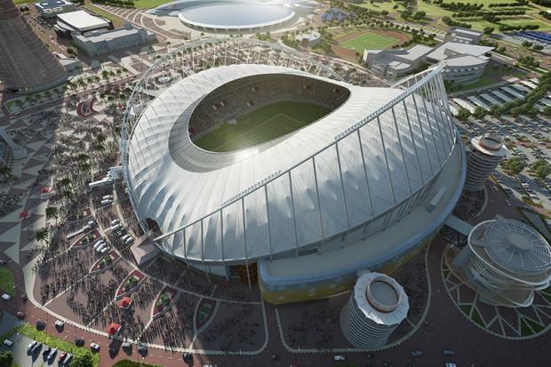 استقبال قطر لكأس العالم 2022