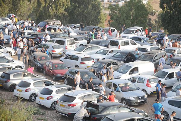 متفرقات سوق السيارات المستعملة لا بيع ولا شراء