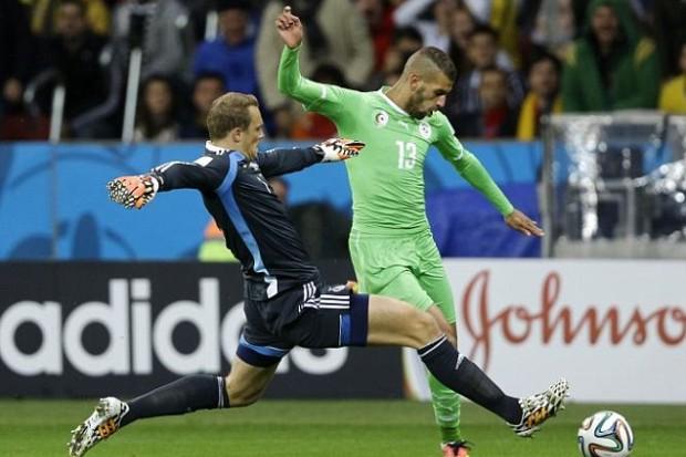 """المنتخب الوطني : ألمانيا 2-1 الجزائر .. """"الخضر"""" بأداء كبير يسقطون أمام """"الماكينات"""""""