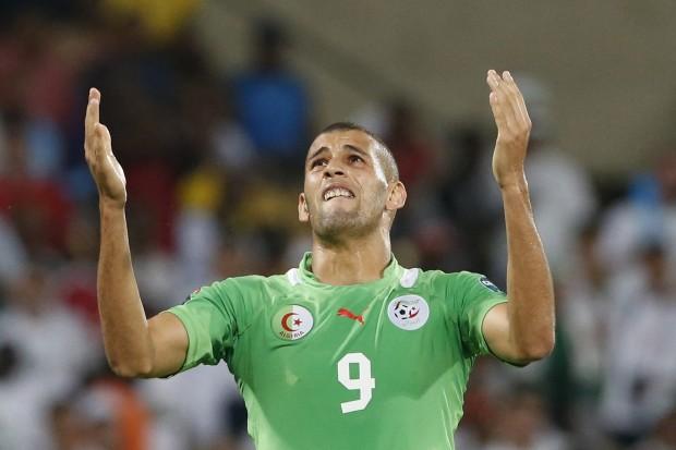 الجزائر 1--0 رواندا * مبروووك التأهل للمنتخب الوطني رسميا