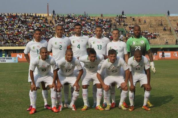 الجزائر في المركز 34 عالميا
