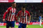 أتلتيكو مدريد يستغل تعثر فالنسيا ويقترب أكثر من برشلونة