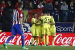 أتلتيكو مدريد يسقط أمام فياريال ويفشل في تقليص الفارق بينه وبين الريال