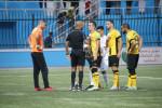 أنصار أ.البرج يقتحمون الميدان وإصابات متفاوتة وسط لاعبي المولودية