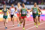الأخوان بقة يهديان الجزائر ميدالية ذهبية وأخرى فضية في بطولة العالم للألعاب البارالمبية