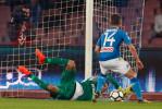 التعادل يحسم قمة نابولي والإنتير في الدوري الإيطالي