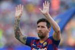 الطاقم الطبي لـ برشلونة يتخذ قراره بخصوص مشاركة ميسي أمام دورتموند