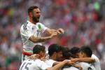 المكسيك تبلغ نصف نهائي كأس القارات بعد الإطاحة بروسيا