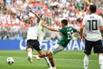 المكسيك تفجر أكبر مفاجأة وتطيح بـ ألمانيا