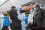 بؤرة تفشي الكورونا في الصين تعلن إلغاء حظر السفر