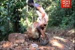 بالفيديو...هندي شق طريقا في الجبل بطول 8 كم ليربط قريته بالمدينة