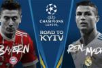 بايرن ميونيخ - ريال مدريد (التشكيلتان الرسميتان)