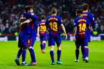 برشلونة يكتسح إشبيلية ويتوج بكأس ملك إسبانيا
