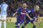برشلونة يواصل مسيرته بدون خسارة في الدوري الإسباني
