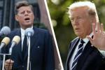 ترامب يتعهد برفع السرية عن ملف اغتيال كينيدي
