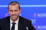 """رئيس """"اليويفا"""" يحدد مواعيد إنهاء المسابقات الأوروبية"""