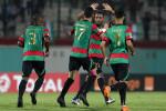 الدفاع الحسني الجديدي (المغرب) 0-0 م.الجزائر... (الشوط الأول)