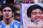 رد مفحم من برشلونة على مارادونا بعد سخريته من ميسي