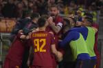 روما يحسم الديربي أمام لازيو ويواصل زحفه نحو المقدمة