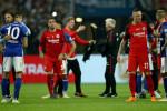 شالك يفشل في بلوغ نهائي كأس ألمانيا بعد سقوطه أمام فرانكفورت