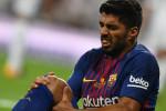 صدمة قوية لـ برشلونة بعد إعلان مدة غياب سواريز