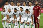 تشكيلتا الجزائر وكولومبيا