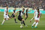 كأس الجمهورية: م.الجزائر 1-1 و.سطيف ... (نهاية الشوط الأول)