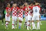 كرواتيا تتجاوز نيجيريا وتتصدر المجموعة الرابعة