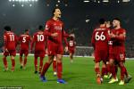 ليفربول يطيح بـ مانشستر يونايتد