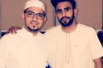محرز يؤدي مناسك العمرة ويقوم بخرجات خيرية في مكة