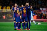 مدرب برشلونة يستبعد 4 لاعبين من قائمة مباراة جيرونا