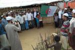 مدرسة ومسجد وتكفل جزائري بـ2500 عائلة روهينغية