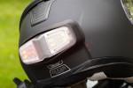 مصباح مكابح إضافي لخوذة قائدي الدراجات النارية