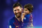 ميسي يجدد رغبته في إنهاء مسيرته مع برشلونة