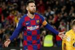 ميسي يحسم في مستقبله مع برشلونة