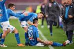 نابولي يحقق فوزا صعبا أمام جنوة و يقلص الفارق عن جوفنتوس