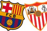برشلونة - إشبيلية (التشكيلتان الرسميتان)