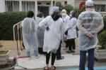 وزارة الصحة: ارتفاع عدد المصابين إلى 584 والوفايات إلى 35
