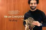 محمد صلاح يقترب من ضمان لقاب أحسن لاعب إفريقي بهذه الجائزة