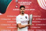 بونجاح ينال جائزة أفضل لاعب في أولى مباريات كأس العالم للأندية