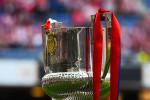 قرعة في متناول كبار الليغا في كأس ملك إسبانيا