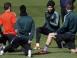 صور تدريبات ريال مدريد قبل مباراة غالاتاساراي