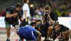 بطولة العالم: تتويج غاتلين بذهبية 100 متر على حساب بولت