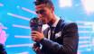 رونالدو يتوج بجائزة أفضل لاعب في العالم