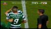 صور أول مباراة لسليماني مع سبورتينغ لشبونة أمام فيورونتينا