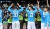 صور احتفال فوزي غلام بعد الفوز مع نادي نابولي