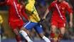 صور المباراة الودية بين البرازيل وروسيا