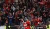 صور مباراة بنفيكا -  نيوكاسل يونايتد